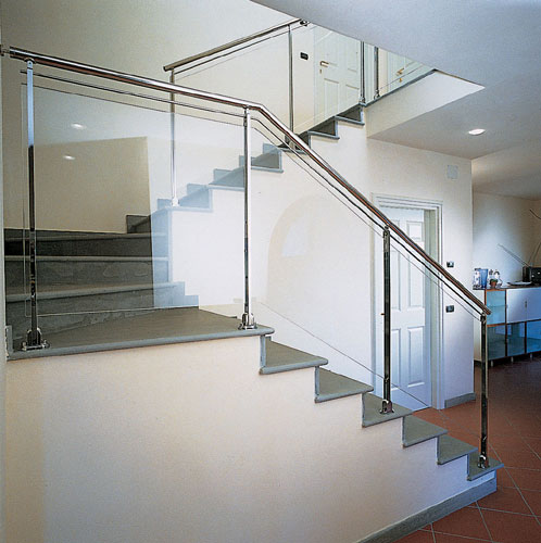 Glass Staircases And Railing Gallery