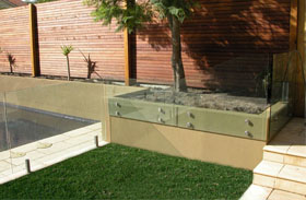 Patch Pool Fencing